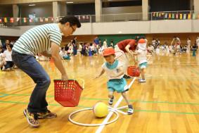 3親子運動会2